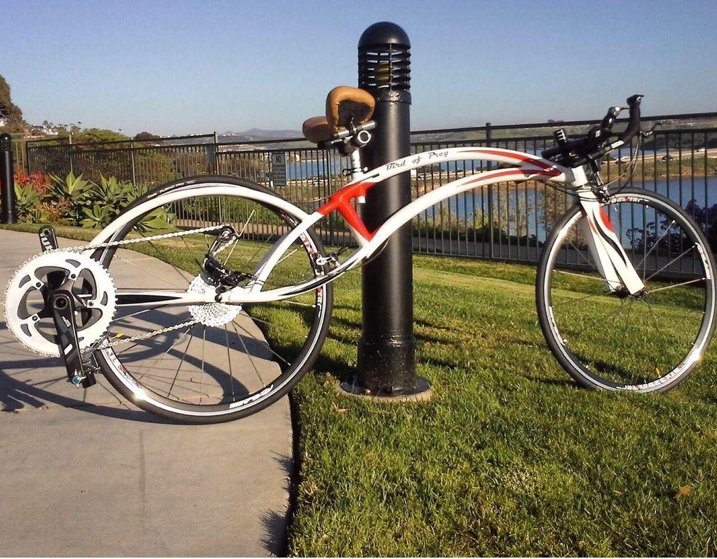 ТОП-5 незвичних велосипедів