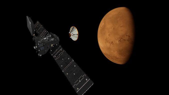 TGO місії ExoMars