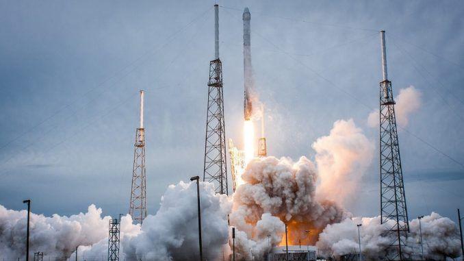ракети Falcon 9