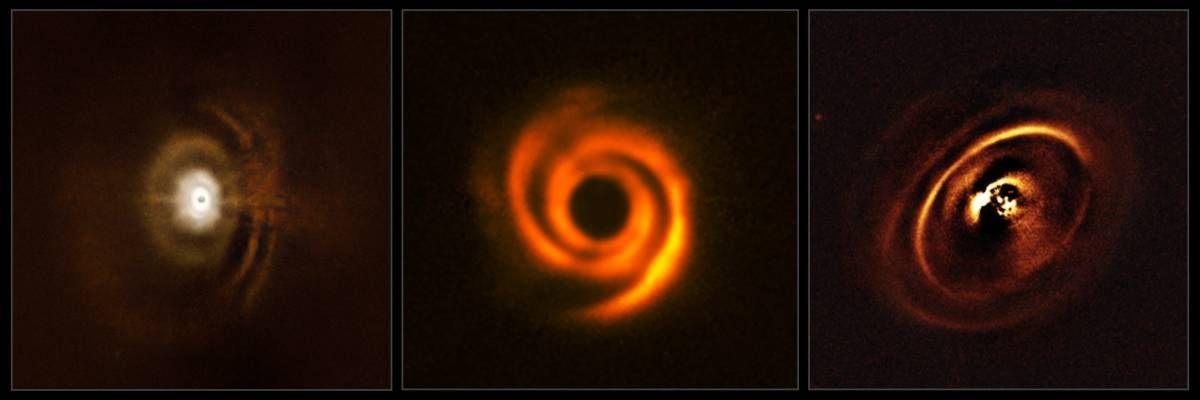 протопланетні диски