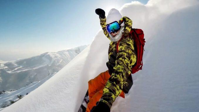 Найкращі відео знятті на GoPro