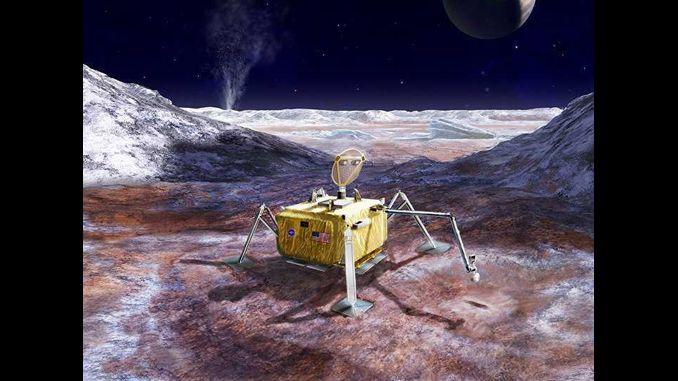 NASA показало прототип апарату, який буде шукати життя на Європі