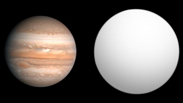 Пульсацію зірки вперше пов'язали з екзопланетою