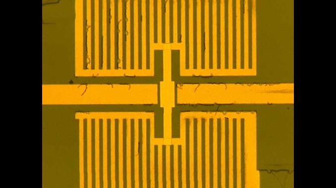 Створено графеновий інфрачервоний фотодетектор