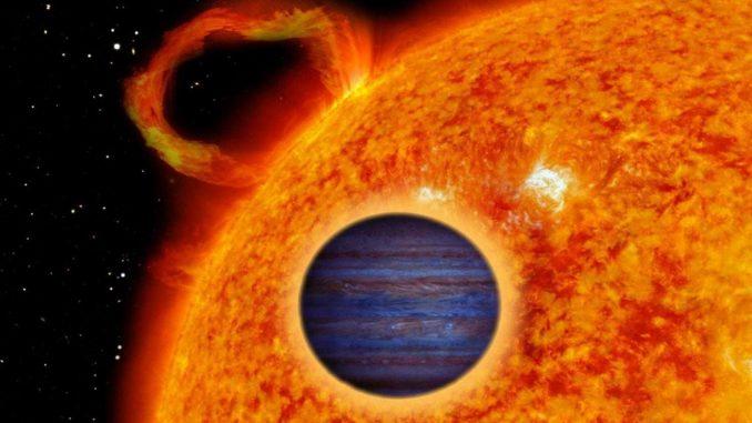 Вчені пояснили перетворення екзопланет в надгігантів