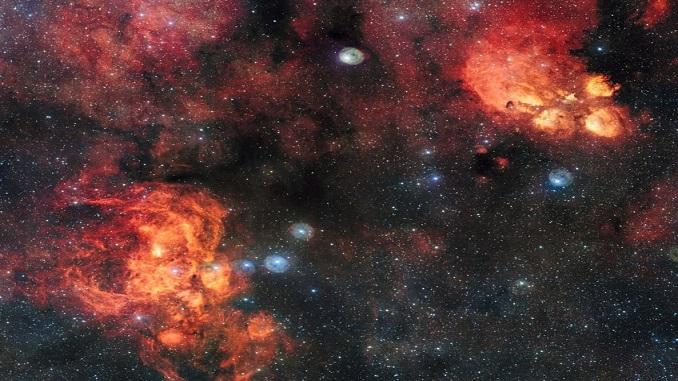 Нова камера OmegaCam дозволяє робити приголомшливі знімки космосу