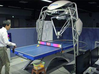 FORPHEUS - робот-тренер, який удостоївся почесного місця в Книзі Світових рекордів Гіннеса