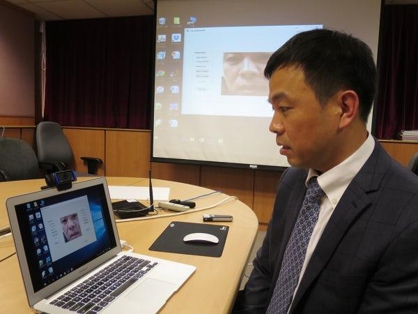 Китайці розробили нову систему аутентифікації на основі руху губ користувача