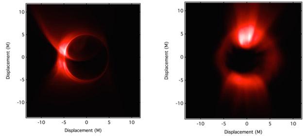 Телескоп Event Horizon Telescope готується зробити знімок чорної діри
