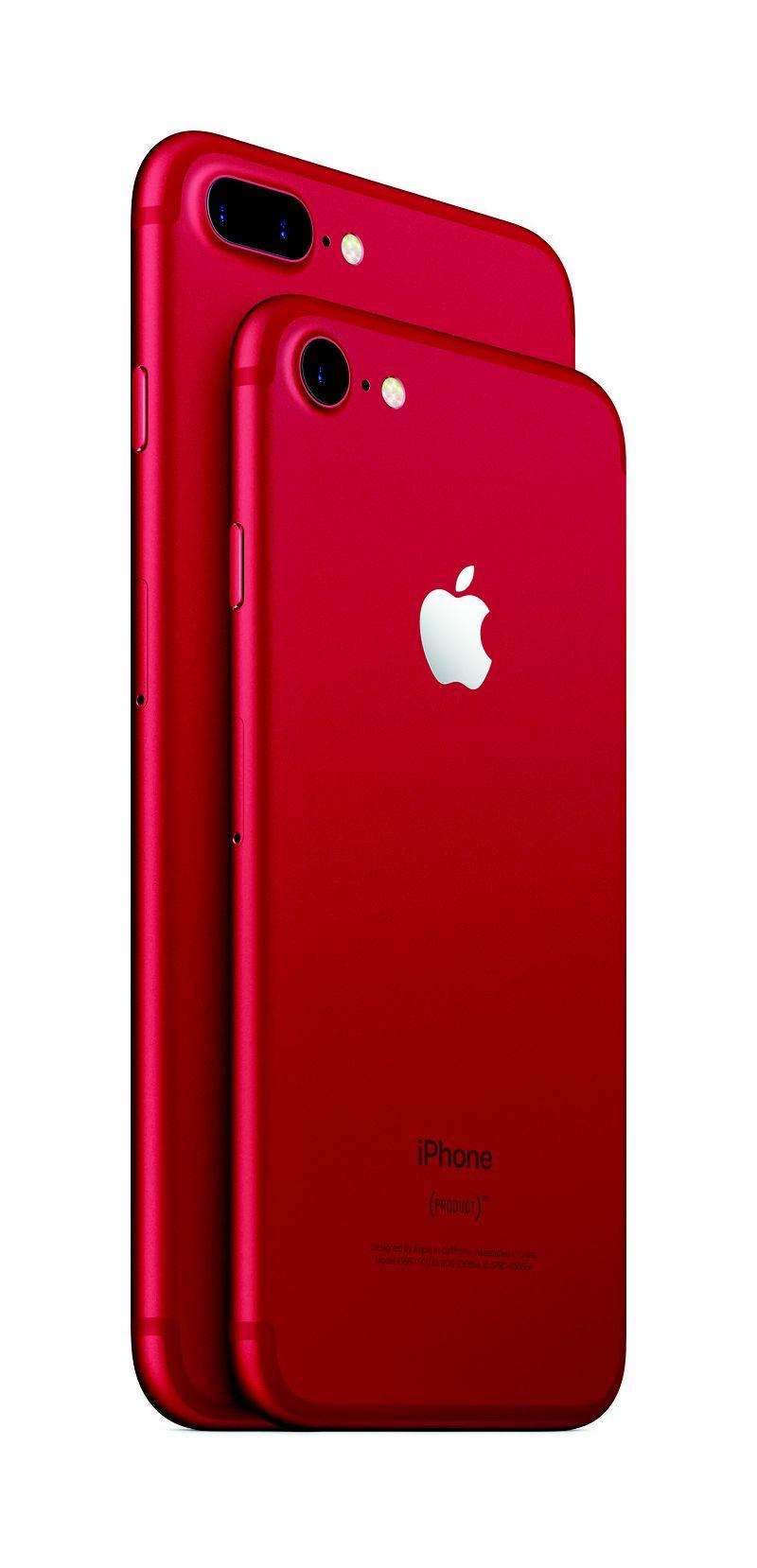 червоний iPhone, червоний айфон