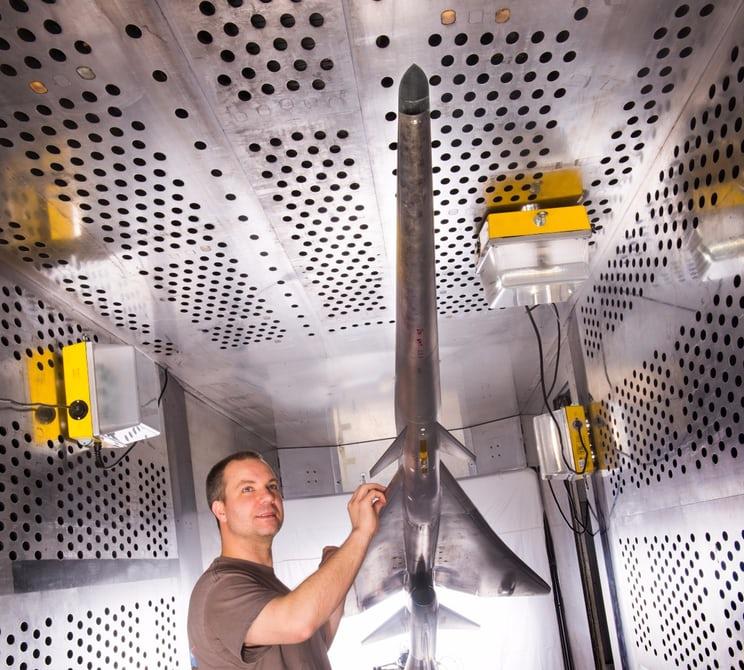 НАСА починає аеродинамічні випробування QueSST X-plane