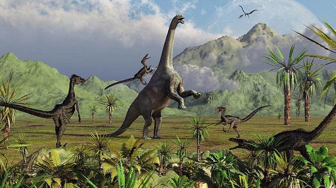У Китаї знайшли яйця динозавра