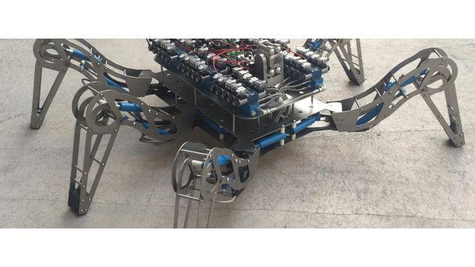 Розробка роботів
