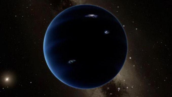 дев'ятої планети