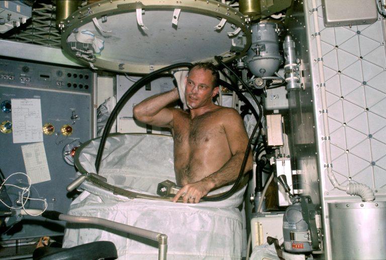 Секс в космосі