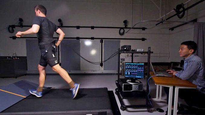 Роботизовані шорти допоможуть виграти в марафоні