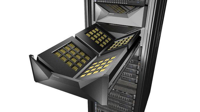 Компанія IBM розпочинає створення першого нейроморфного суперкомп'ютера