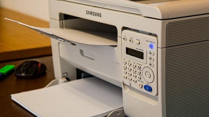 Як оновити драйвер принтера роздрукувати АЗ на принтері А4