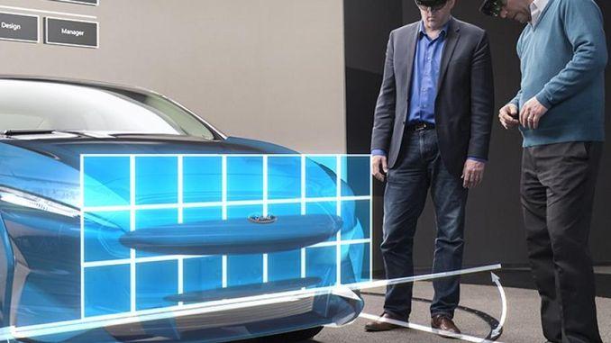 Компанія Ford почала використовувати Microsoft HoloLens при проектуванні нових автомобілів