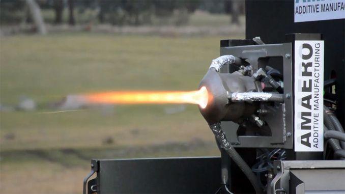 Проведено перші випробування реактивного двигуна, повністю виготовленого за допомогою 3D-друку(Відео)