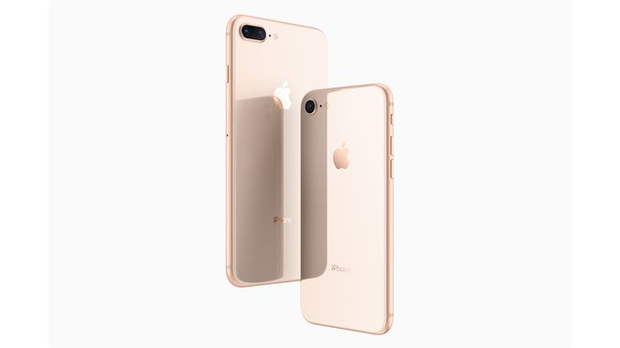 Apple представила смартфони iPhone 8 і iPhone 8 Plus