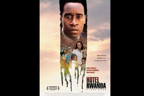 """Отель """"Руанда"""" (2004)"""