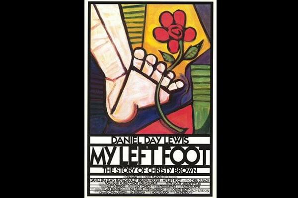 Моя левая нога(1989) фильмы основаны на реальных событиях