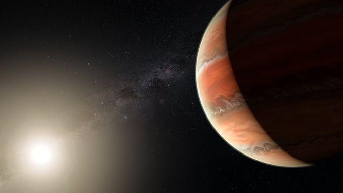 Астрономи виявили екзопланету WASP-19b з титановими хмарами в атмосфері