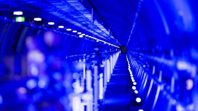 Розпочав роботу найбільший і найпотужніший у світі рентгенівський лазер