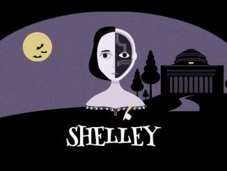 Штучний інтелект Шеллі пише ужастики разом з людьми
