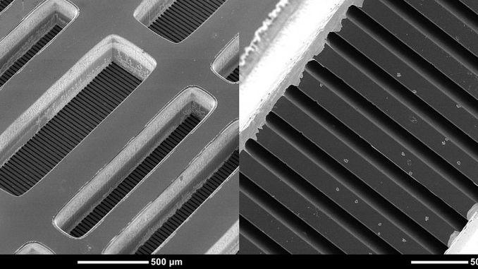 Встановлено рекорд ефективності системи охолодження електронних чіпів - 1000 Вт на квадратний сантиметр