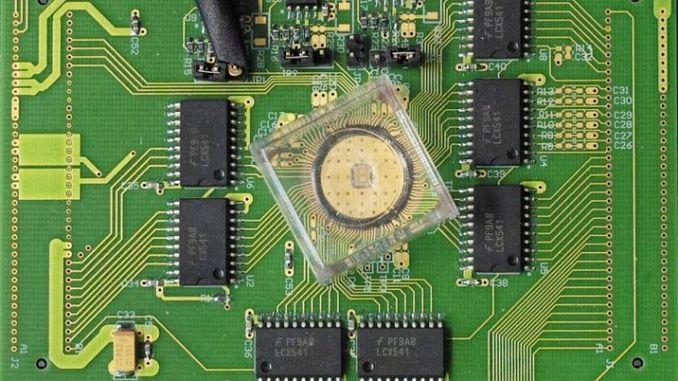 Пристрій з 1 мільйоном осередків PCM-пам'яті компанії IBM демонструє швидкодію, яка в 200 разів перевершує швидкодію традиційних комп'ютерів