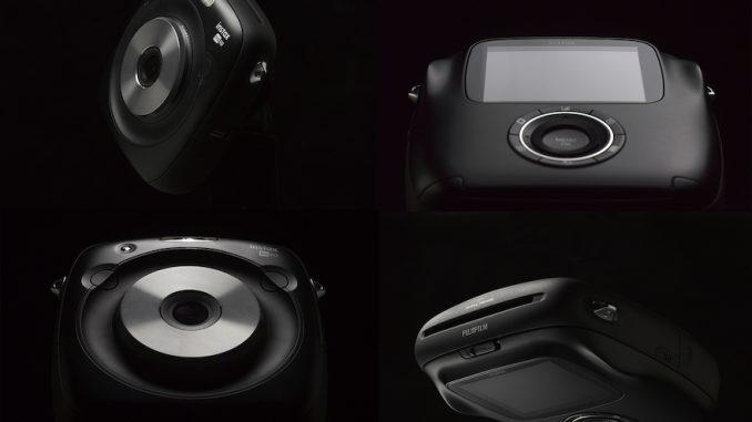камера Instax SQUARE SQ10 і instax SQUARE film