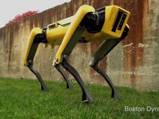 Boston Dynamics представила нову версію робота SpotMini