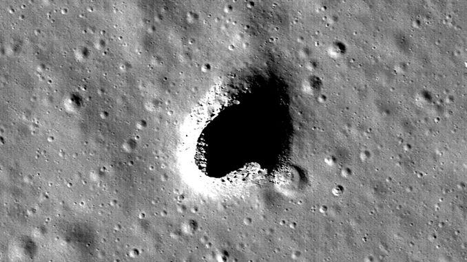 рівень радіації на Місяці