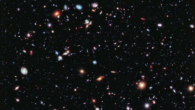 Астрономи виявили один з найстаріших і віддалених об'єктів у Всесвіті