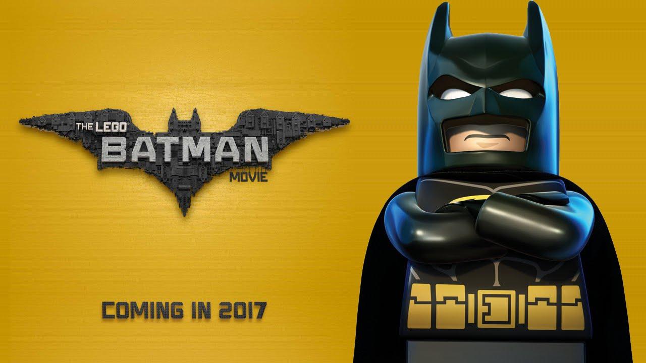 Lego Фiльм: Бетмен