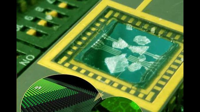 Вчені перетворили крупинки солі в крихітні електричні вимикачі