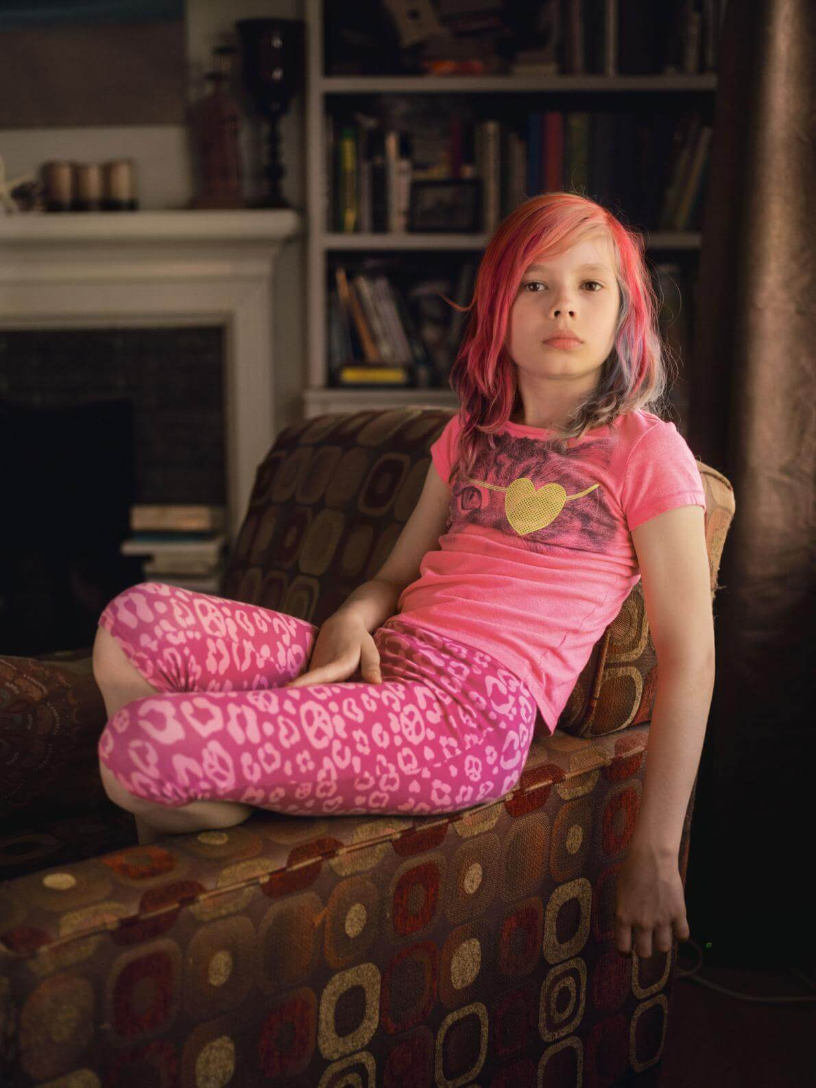 Ейвері Джексон, перша дитина трансгендер на обкладинці журналу
