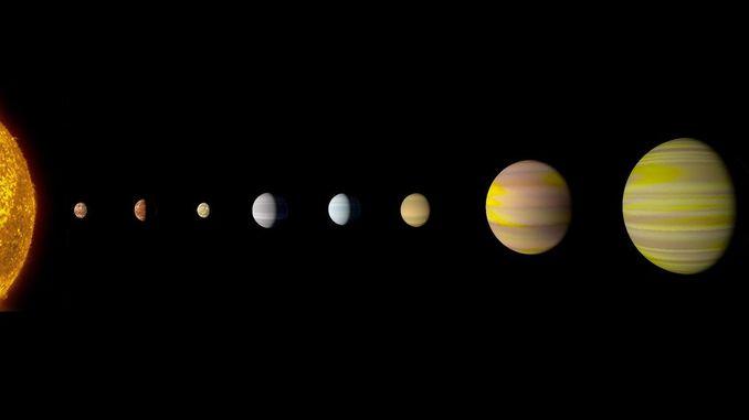 Фахівці НАСА залучили штучний інтелект до пошуку екзопланет