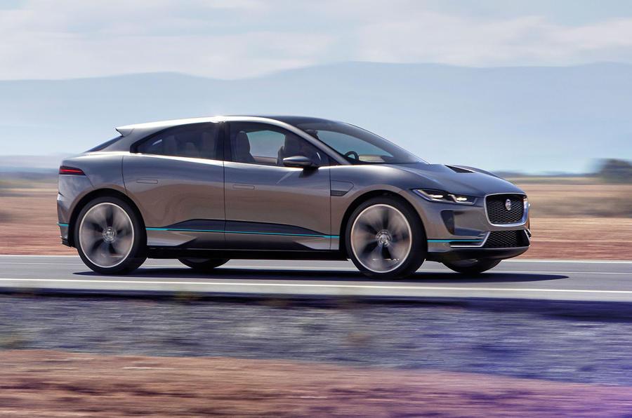 Audi e-tron / Jaguar i-Pace