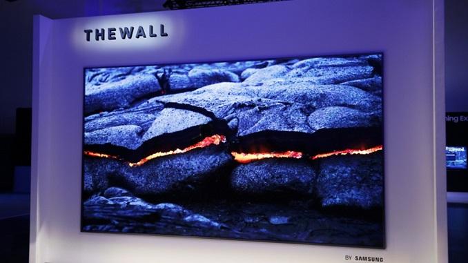 Обхід блокування телевізорів Samsung телевізор стіна Самсунг «The Wall»