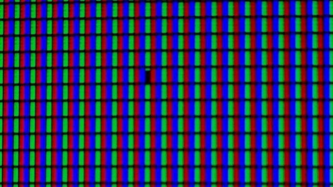 перевірити монітор на биті пікселі