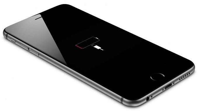 Заміна акумулятора iPhone
