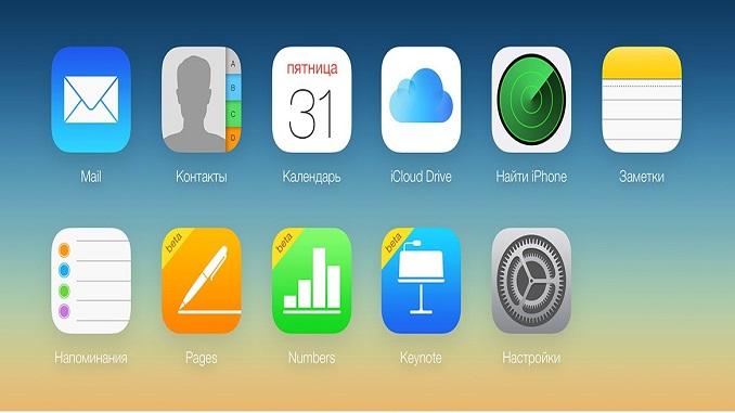 як працює iCloud