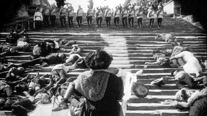 Броненосець «Потьомкін» 1925