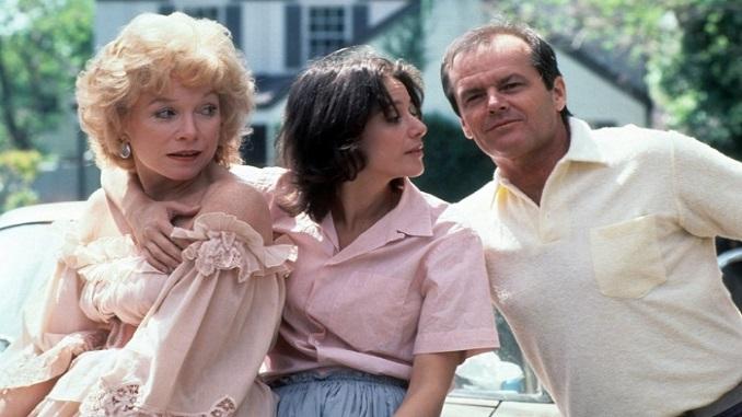 фільм Мова ніжності 1983