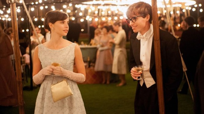 Теория всего / The Theory of Everything