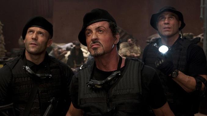 Нестримні бойовики з Брюсом Віллісом