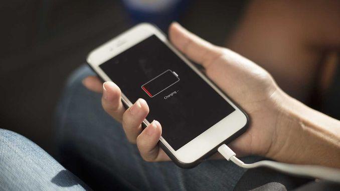 правильно заряджати смартфон